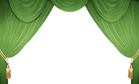 curtain theater: cortina de un teatro cl�sico