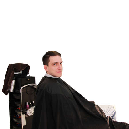 modern hairdressing salon for hair cut Stock Photo - 12534250