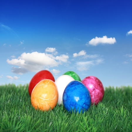 Beautiful decorations for the Easter Stock Photo - 12586065