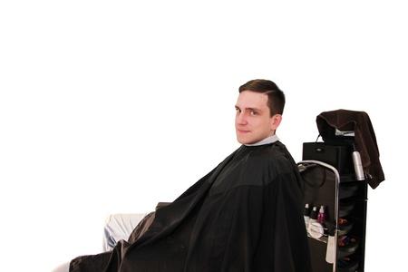 modern hairdressing salon for hair cut Stock Photo - 13048264