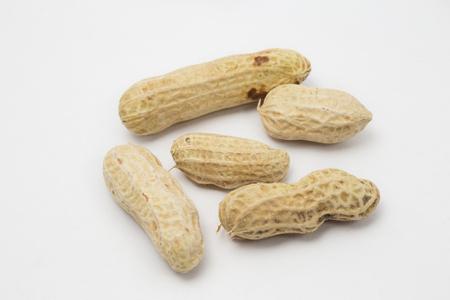 goober: Boiled peanuts, Thai snack.