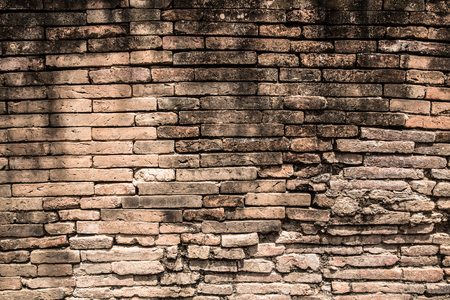 old brick wall: Old brick wall for background image Stock Photo