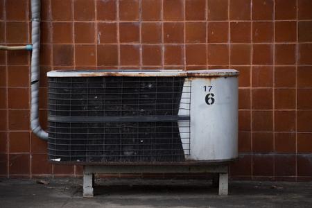 compresor: compresor de aire de edad