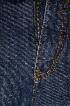 crotch: Blue Jeans Crotch with Zip.