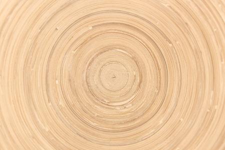 circle shape: bamboo wood art circle shape for background