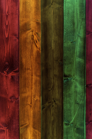 colors wood background