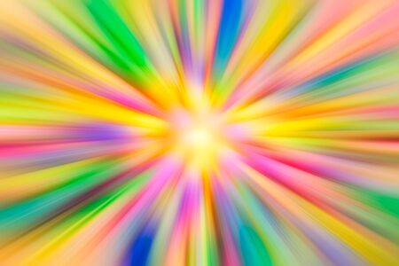 Colorful Acceleration super fast speed motion of colors background for design.