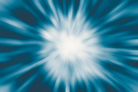 blue smooth zoom accelerate business high speed performing motion for abstract background