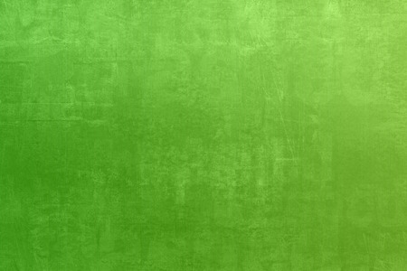 Green grunge stain texture with gradient color vintage filter retro for background