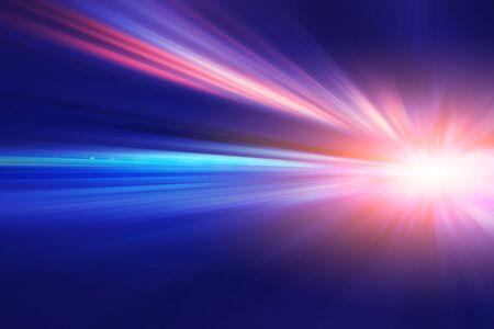 Unschärfe bewegen High-Speed-Business-Performance-Technologie-Banner-Zusammenfassung für Hintergrund Standard-Bild