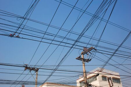 Maze cable in Thailand