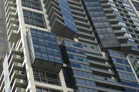 city living: city living Stock Photo
