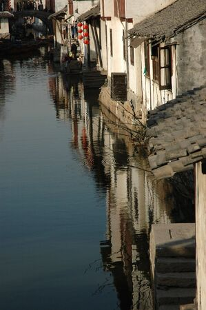 zhouzhuang: ZhouZhuang water city