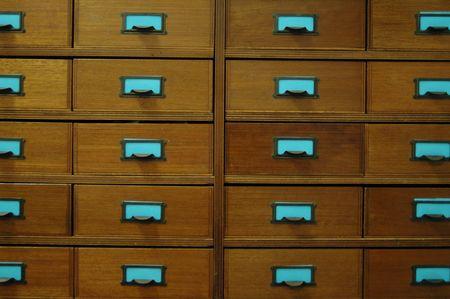 company secrets: annata deposito gabinetto