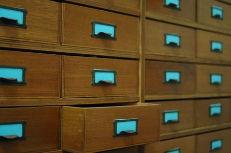 classify: bottom drawer