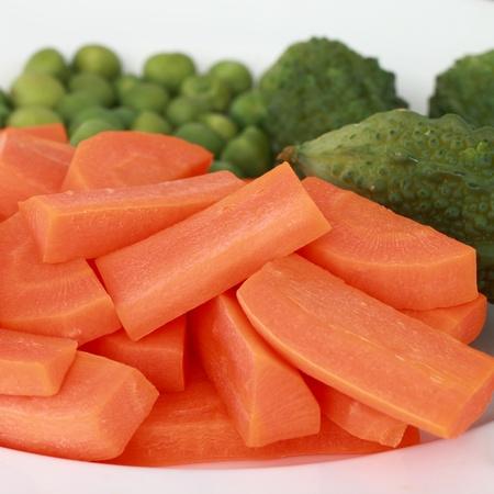ingradient: vegetable ingradient Stock Photo