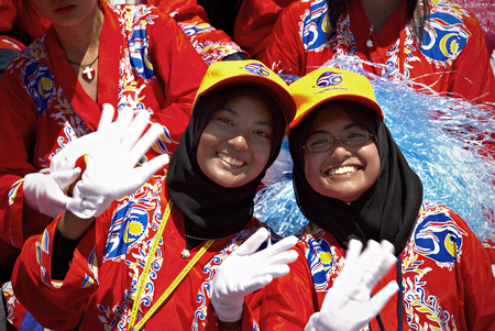 August 31, 2007 - Hari Merdeka  Independence Day  is a national day of Malaysia commemorating the independence of the Federation of Malaya from British colonial rule in 1957, celebrated on August 31 each year