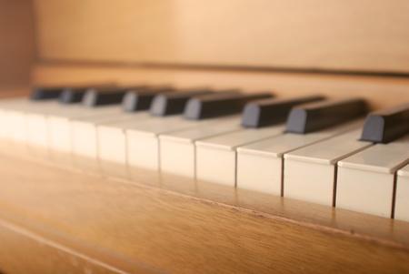 De geluiden van een piano