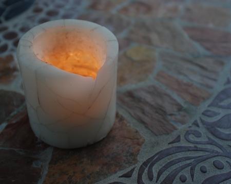 A Candles Light