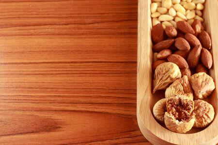 assorted nuts three photo