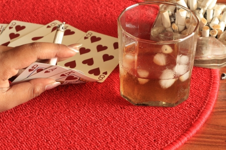 Play cards Stock Photo - 13691434