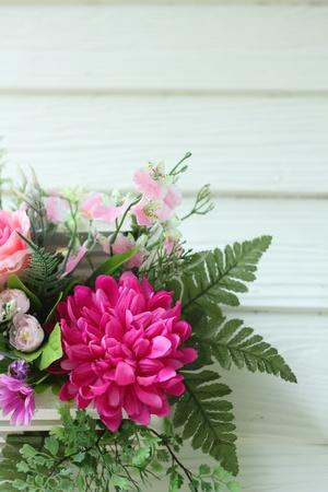 spurious: Pink Flowerfake