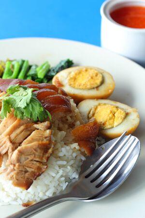 Pork Leg Stew