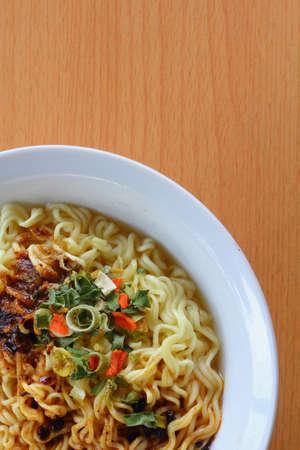 noodle soup: Noodle soup