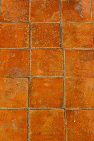 Tiles brown background Stock Photo - 16903419