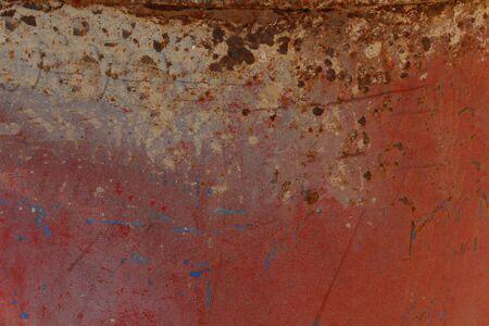 rust red: Rust fondo rojo de la vendimia