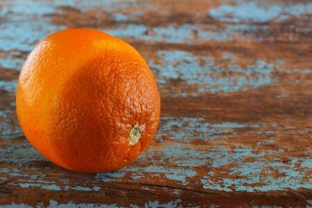 Fruta naranja podrida Foto de archivo - 17266940