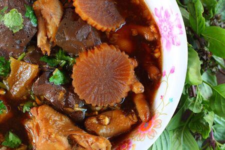 noodle soup: Noodle soup - Chicken Noodle