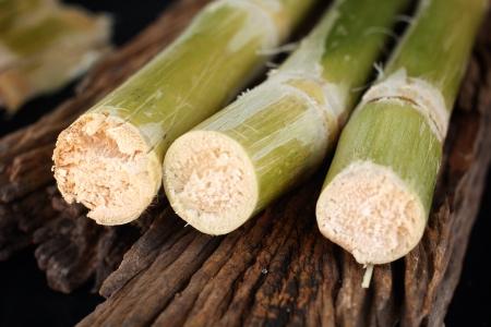 Sugar cane background photo