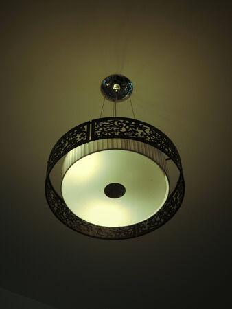 Hanging lamp vintage Stock Photo - 27806707