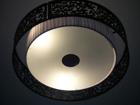 Hanging lamp vintage Stock Photo - 27806709
