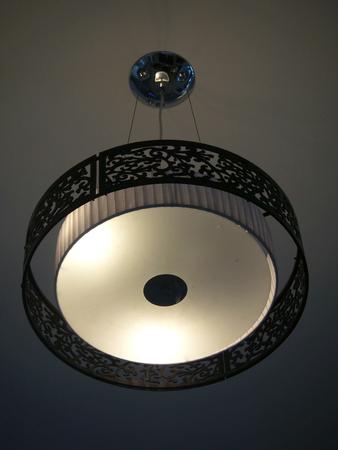Hanging lamp vintage Stock Photo - 27806711