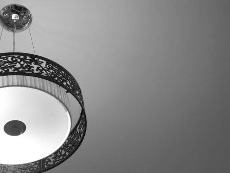 Hanging lamp vintage Stock Photo - 27808490