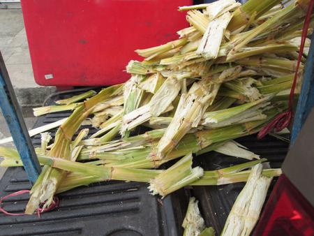 treacle: Sugar cane juice machine