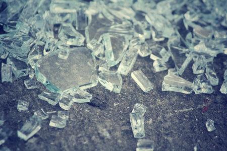 vidrio roto: Vidrios rotos