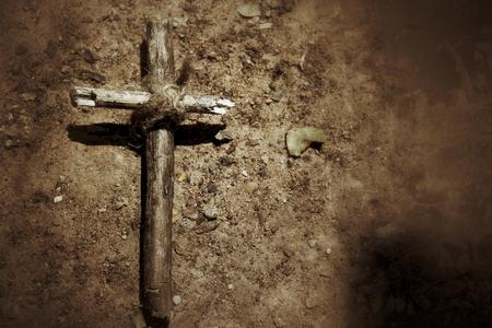 viernes santo: Cruz