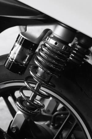 absorber: shock absorber motorcycle