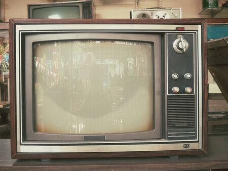 television antigua: TV de la vendimia