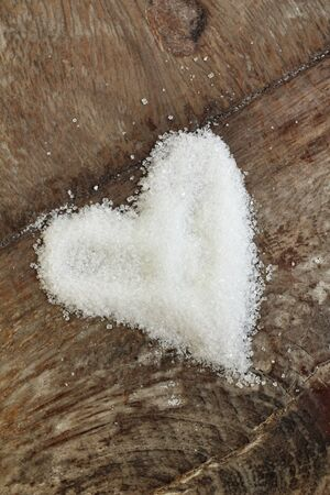 Heart of sugar