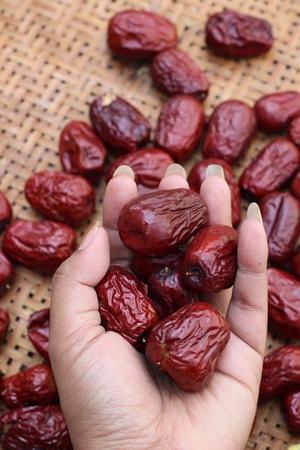 jujube fruits: Red jujube