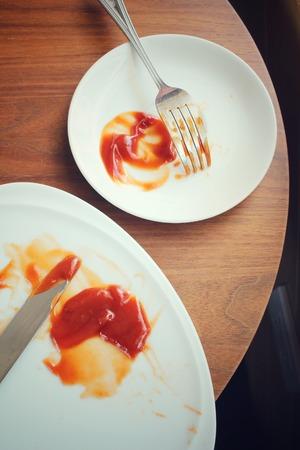 ketchup: Ketchup Stock Photo