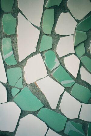 Mosaics background texture photo