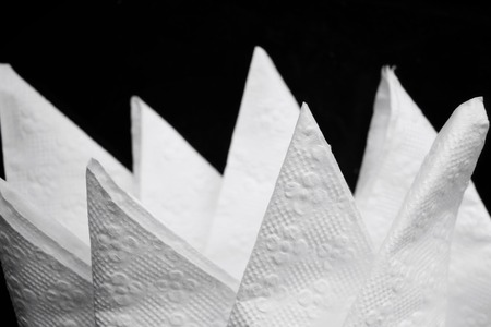 sniffle: Tissues paper background