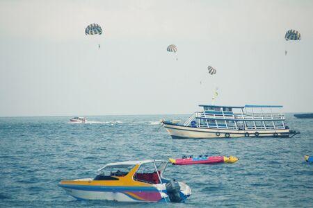 motor boats: Motor boats