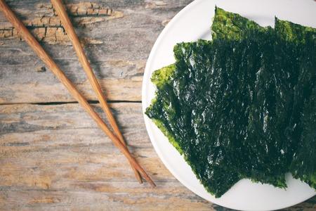 Algues coréenne Banque d'images