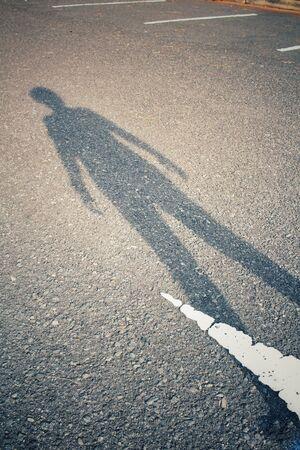 people shadow: Shadow People